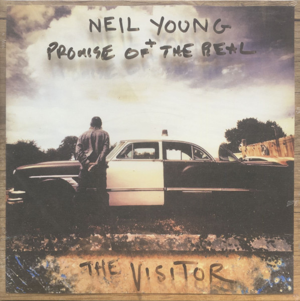 Neil Young And Promise Of The Real (2-LP)