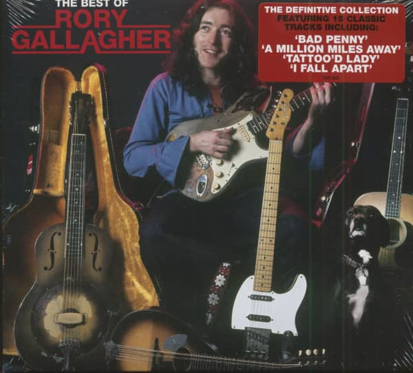 The Best Of Rory Gallagher (CD)