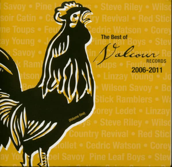 The Best Of Valcour Records 2006-2011 (CD)