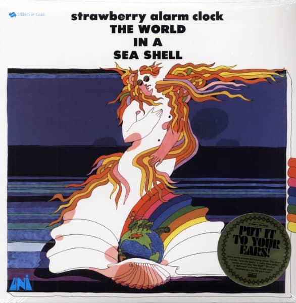 World In A Sea Shell 180gr Vinyl