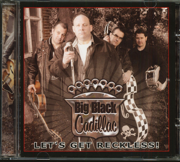Let's Get Reckless! (CD)