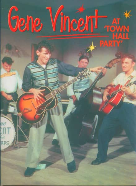 Gene Vincent At Town Hall Party (DVD)