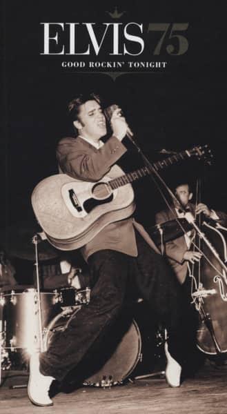 Elvis 75 Good Rockin' Tonight (4-CD) US