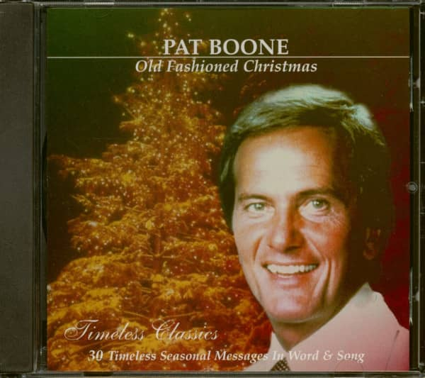 Old Fashioned Christmas (CD)
