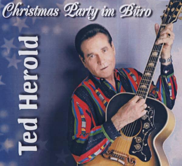 Christmas Party im Büro - CD Single