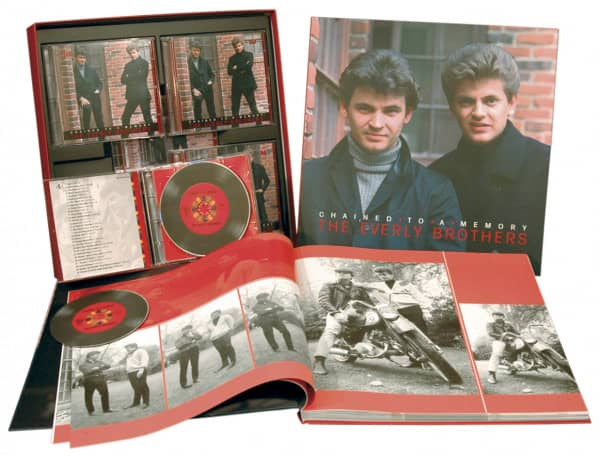 Chained To A Memory (8-CD - 1-DVD Deluxe Box Set)