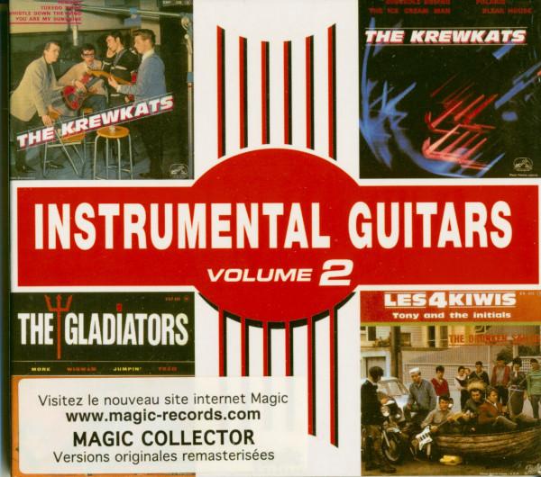 Instrumental Guitars Vol.2 - Digipack (CD)