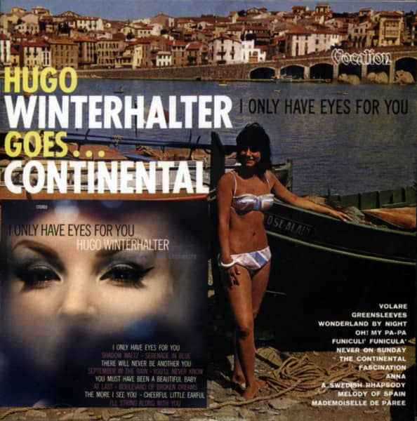 Goes... Continental (1962) & I Only Have Eyes For You (1964)