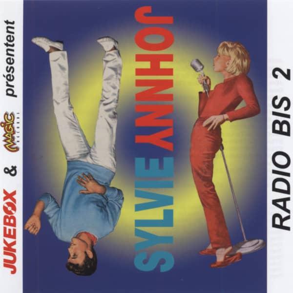 Johnny Hallyday & Sylvie Vartan - Radio Bis, Vol.2