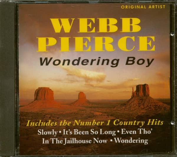 The Wondering Boy (CD)