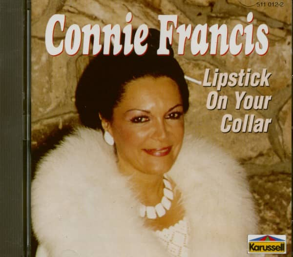 Lipstick On Your Collar (CD)