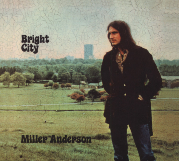 Bright City (CD)