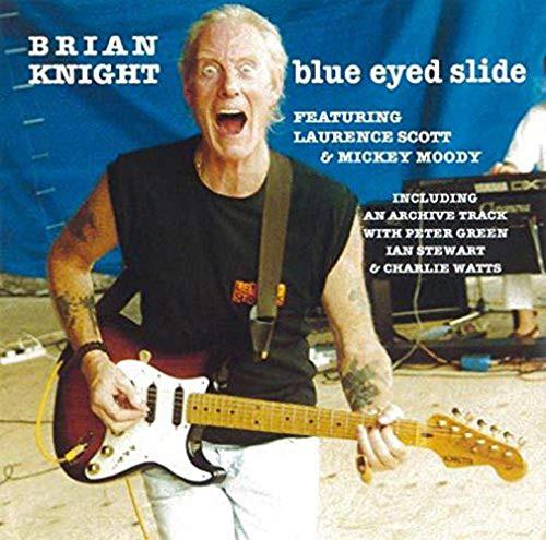 Blue Eyes Slide (CD)