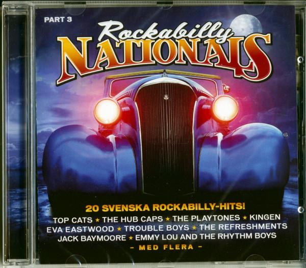Rockabilly Nationals, Vol.3