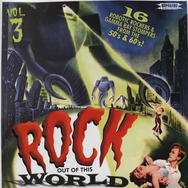 Rock Out Of This World Vol.3 (LP)
