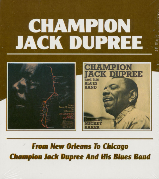 From N.O. To Chicago - & His Blues Band (2-CD)