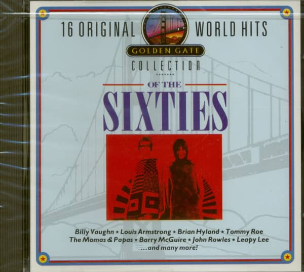 16 Original World Hits Of The Sixties (CD)