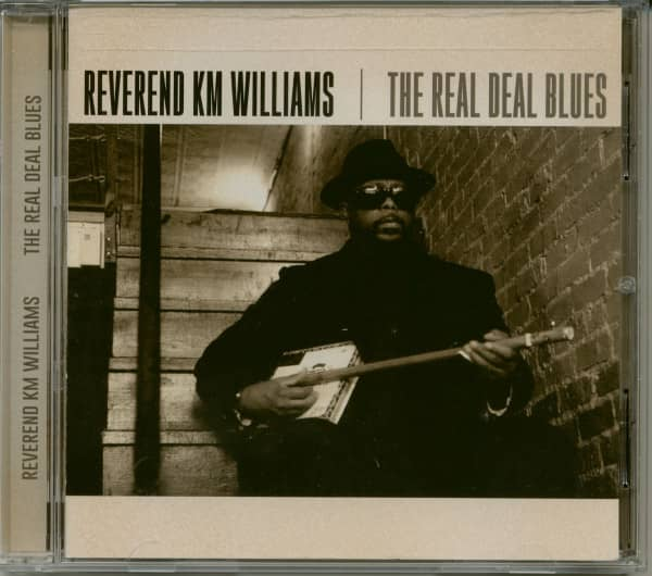 The Real Deal Blues (CD)