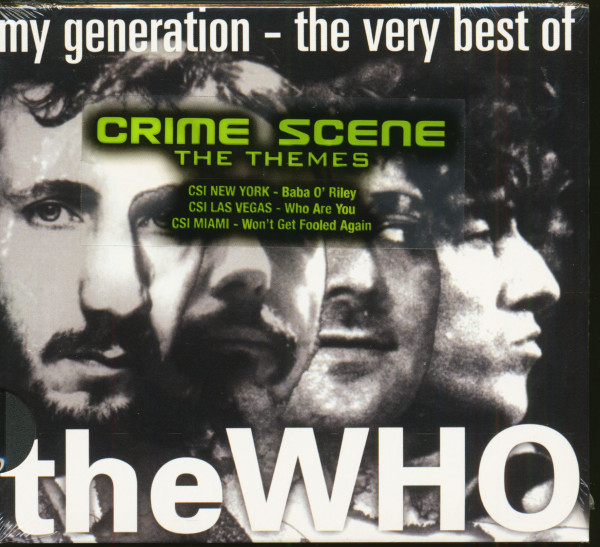 My Generation - The Very Best Of The Who (CD)