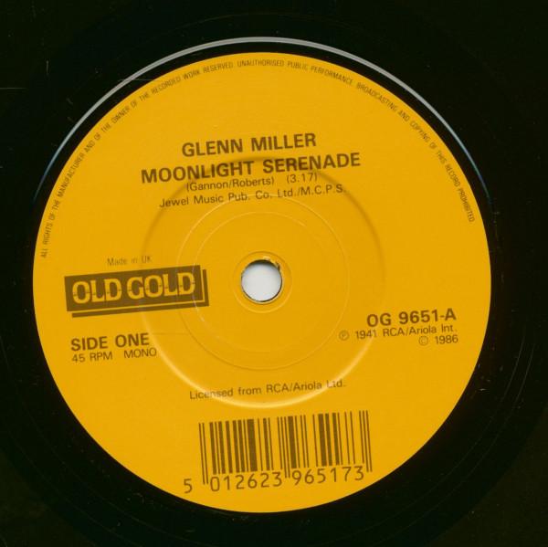 Moonlight Serenade - Tuxedo Junction (7inch, 45rpm, SC)