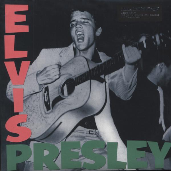 Elvis Presley (1956) 180g Vinyl