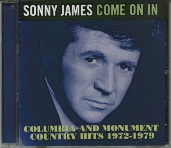 Come On In - Columbia & Monument (CD)