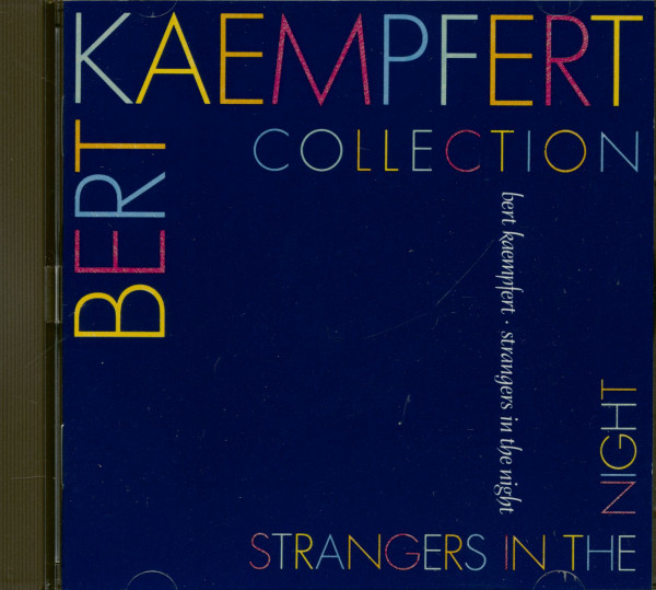 Strangers In The Night (CD)