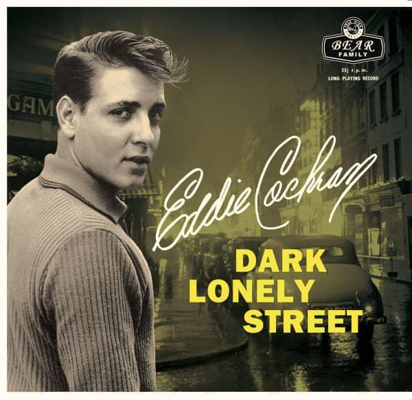 Dark Lonely Street - Commemorative Album (LP, 10inch & CD, Ltd.)