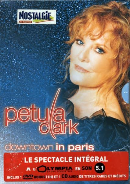 Downtown In Paris (2-DVD & CD)