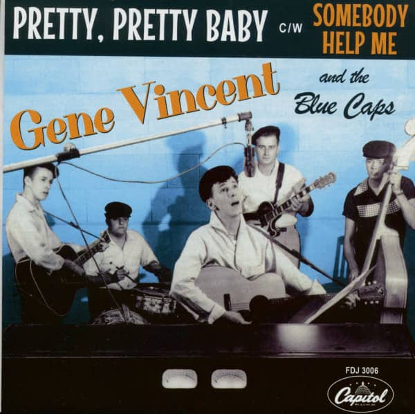 Pretty, Pretty Baby - Somebody Help Me (7inch, 45rpm)
