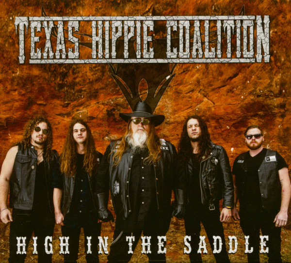 High In The Saddle (CD)
