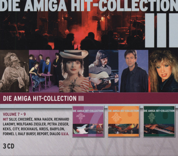 Vol.3, Amiga Hit Collection (3-CD)