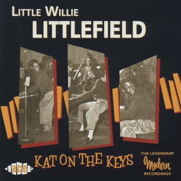 Kats On The Keys