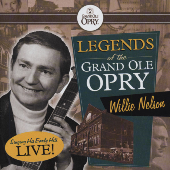 Legends Of The Grand Ole Opry Series