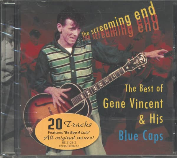 The Screaming End - The Best Of Gene Vincent & His Blue Caps (CD)