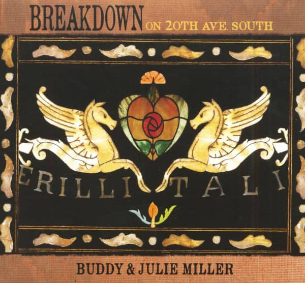 Breakdown On 20th Ave. South (CD)