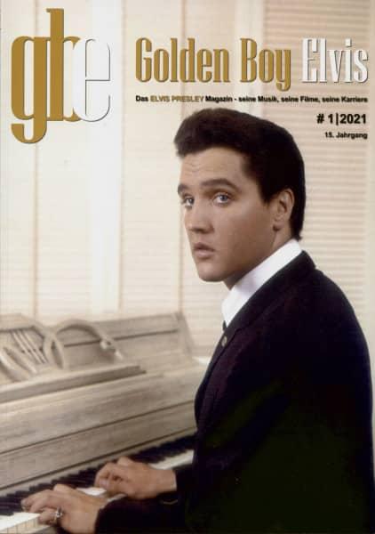 Golden Boy Elvis - Fachmagazin 1-2021