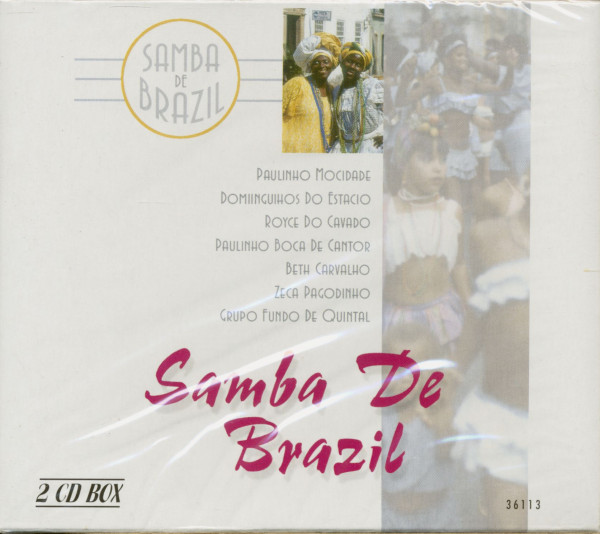 Samba De Brazil (2-CD)
