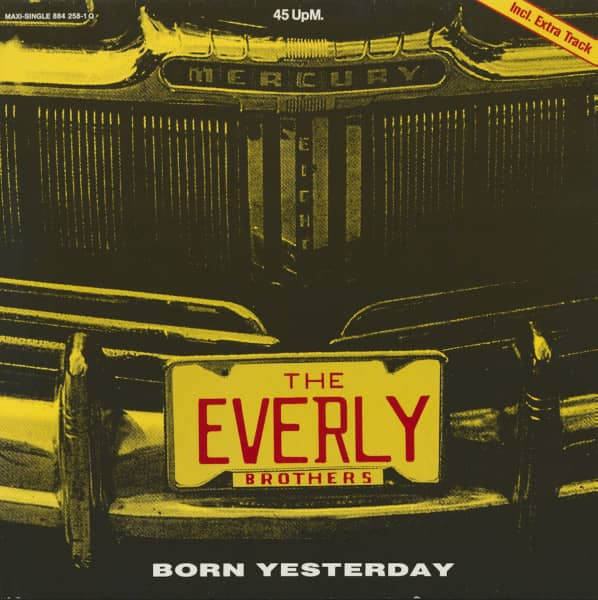 Born Yesterday (EP, 12inch, Maxi, 45rpm)