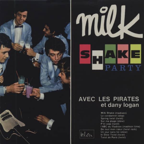 Milk Shake Party...plus