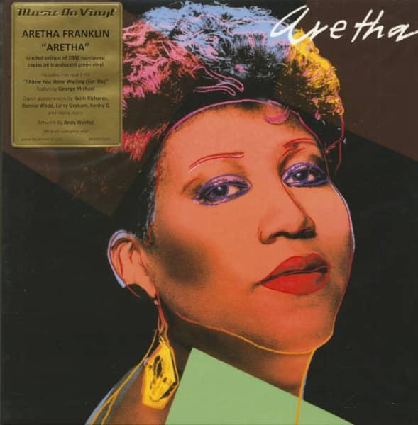 Aretha (LP, 180g Colored Vinyl, Ltd.)