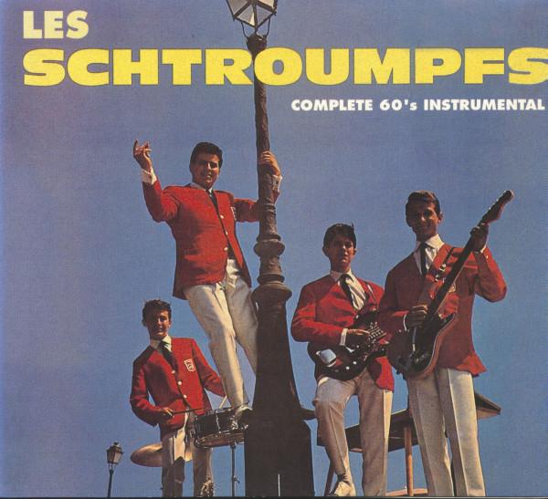 Complete 60's Instrumentals (CD)