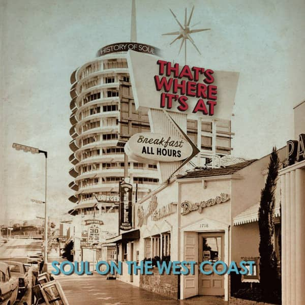 Soul On the West Coast (2-CD)