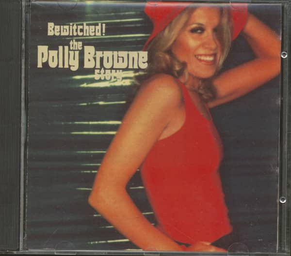 Bewitched - The Polly Browne Story (CD)