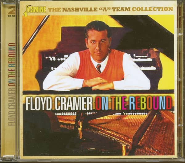 On The Rebound - The Nashville A-Team Collection (2-CD)
