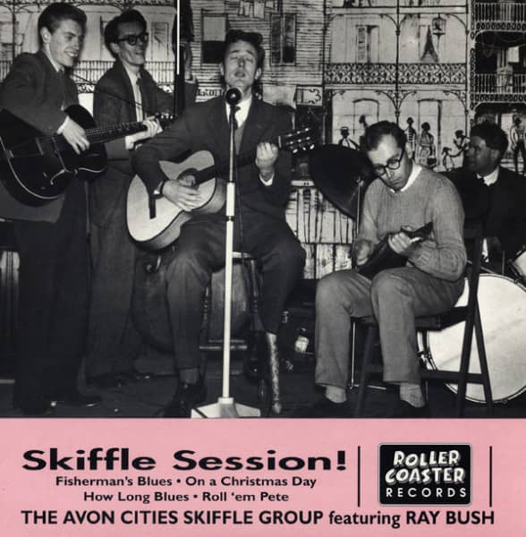 Skiffle Session 7inch, 45rpm, EP, PS