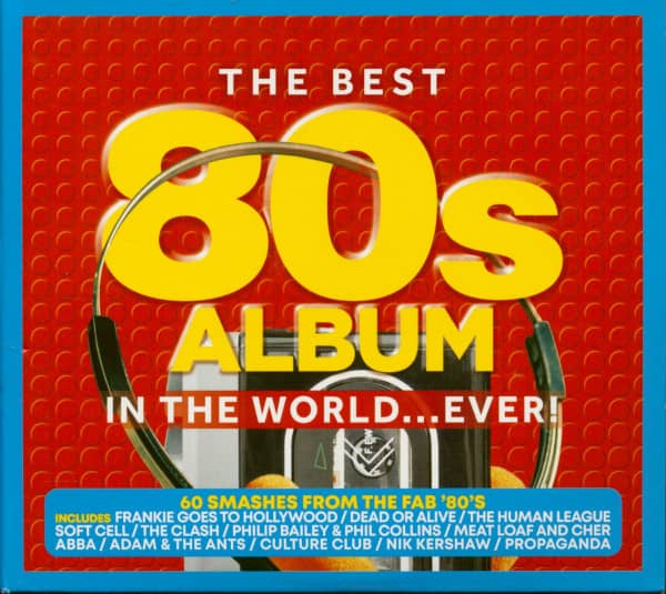 The Best 80s Album In The World... Ever! (3-CD)