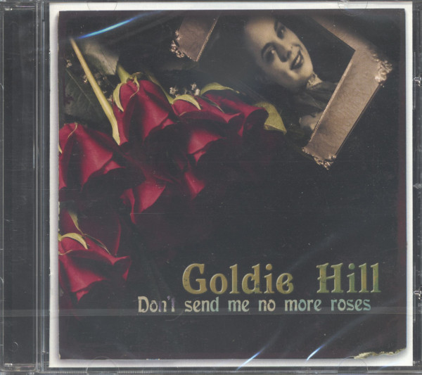 Don't Send Me No More Roses (CD)