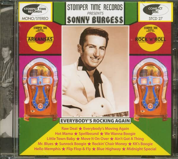 Everybody's Rocking Again (CD)