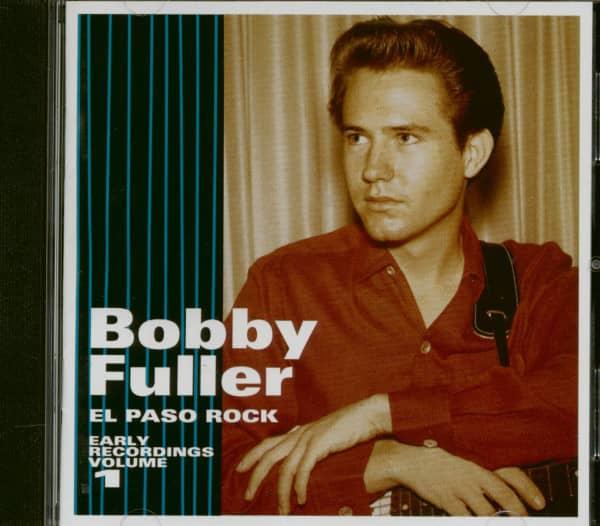 El Paso Rock - Early Recordings Vol.1 (CD)